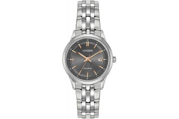 Womens Citizen Sapphire Collection Watch EW2400-58H