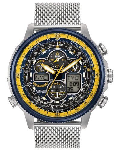 Mens Citizen Nighthawk A-T Blue Angels JY8031-56L Watch