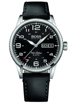 Mens Hugo Boss Pilot Edition classic 1513330 Watch