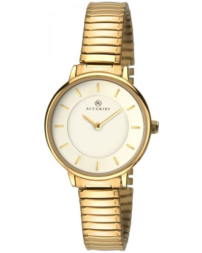 Womens Accurist Dress Gold Expander 8140.00 Watch