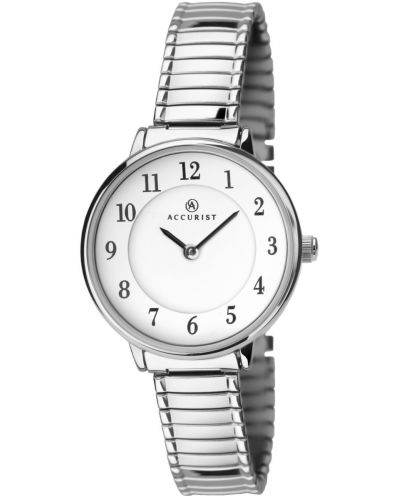 Womens Accurist Classic Roman Dial Expander 8138.00 Watch