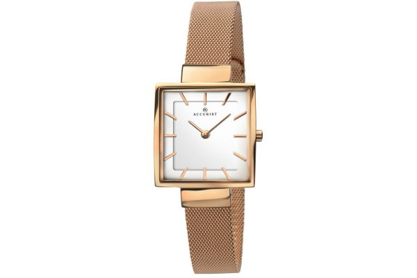 Womens Accurist Classic Watch 8132.00