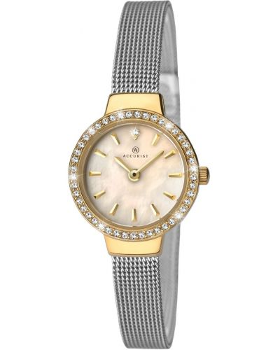 Womens Accurist Dress Crystal Set 8142.00 Watch