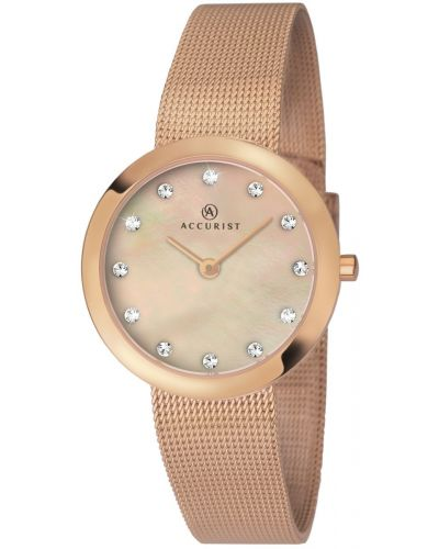 Womens Accurist Dress Mother of Pearl 8128.00 Watch