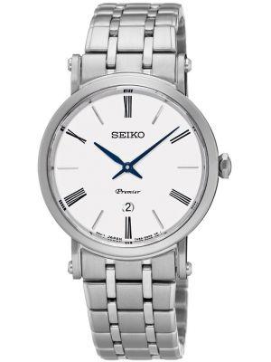 Womens Seiko Premier Steel Bracelet SXB429P1 Watch
