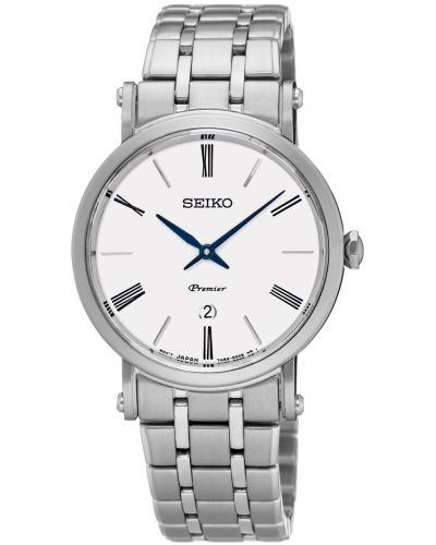 Womens Seiko Premier Steel Bracelet SXB429P1 Watch