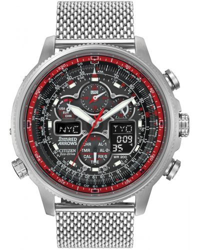 Mens Citizen Red Arrows radio controlled eco-drive JY8039-54E Watch