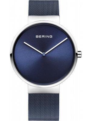 Womens Bering Classic Blue Mesh 14539-307 Watch