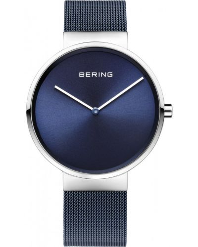Womens Bering Classic Blue Mesh 14539-307 Watch