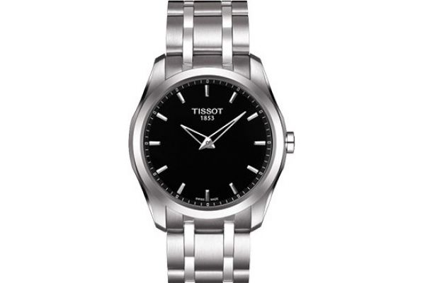 Mens Tissot Couturier Watch T035.446.11.051.00