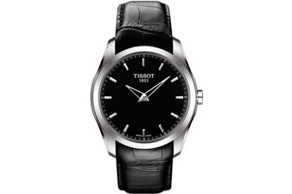 Mens Tissot Couturier Watch T035.446.16.051.00