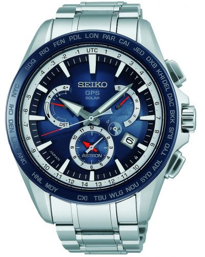 Mens Seiko Astron solar SSE053J1 Watch