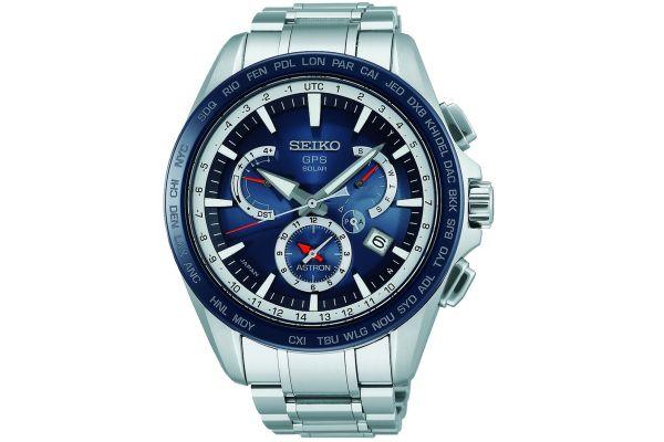 Mens Seiko Astron Watch SSE053J1