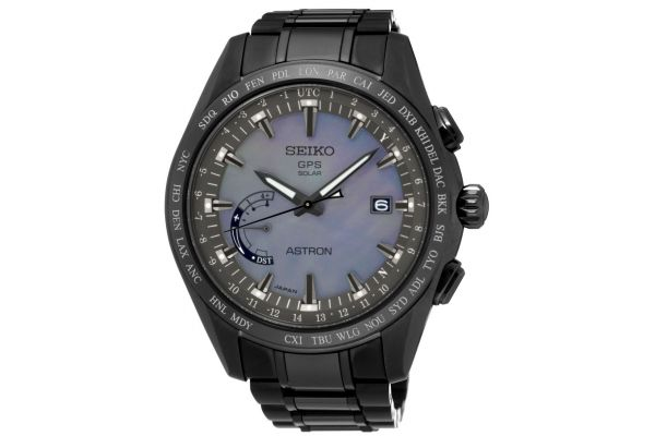 Mens Seiko Astron Watch SSE091J1