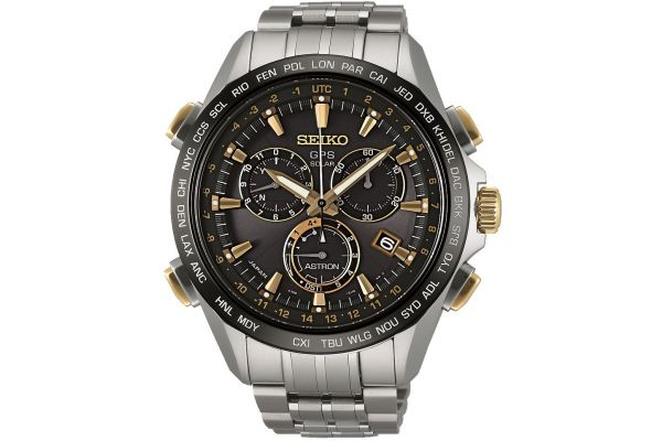 Mens Seiko Astron Watch SSE007J1