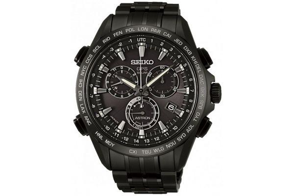 Mens Seiko Astron Watch SSE009J1