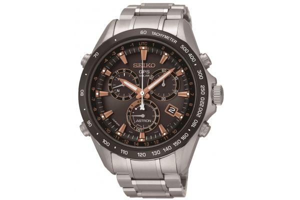 Mens Seiko Astron Watch SSE033J1