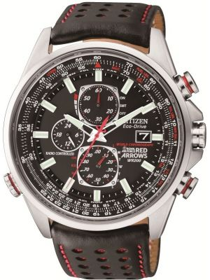 Citizen Red Arrows Eco-Drive World Chronograph A.T  AT8060-09E Watch