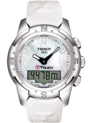 Womens Tissot T Touch Titanium T047.220.46.116.00 Watch