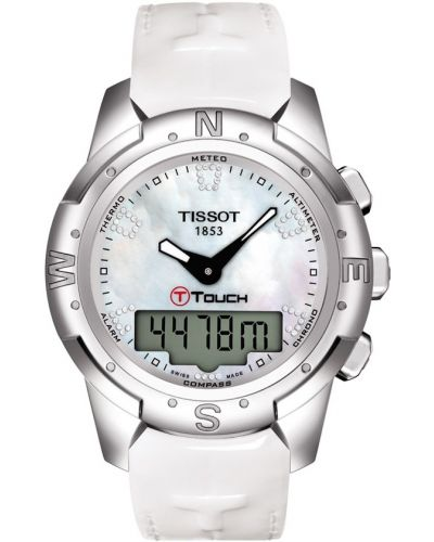 Womens Tissot T Touch Titanium T047.220.46.116.00 Watch