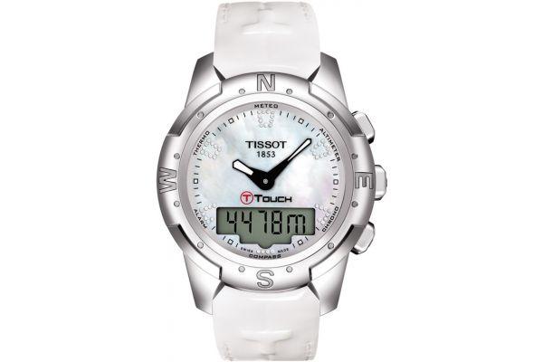 Womens Tissot T Touch Watch T047.220.46.116.00