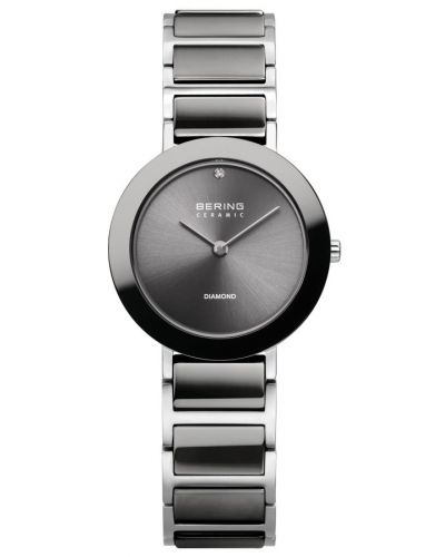 Womens Bering Ceramic Diamond Charity 2 11429-Charity2 Watch