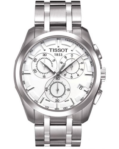 Mens Tissot Couturier T035.617.11.031.00 Watch