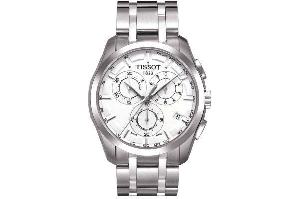 Mens Tissot Couturier Watch T035.617.11.031.00
