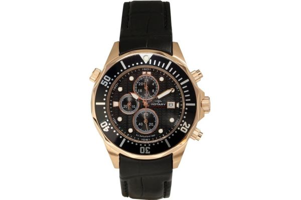 Mens Rotary Aquaspeed Watch AGS00070/C/04