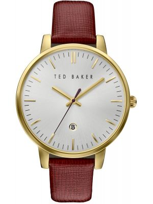 Womens Ted Baker Ladies Oversized Gold Case TE10030739 Watch