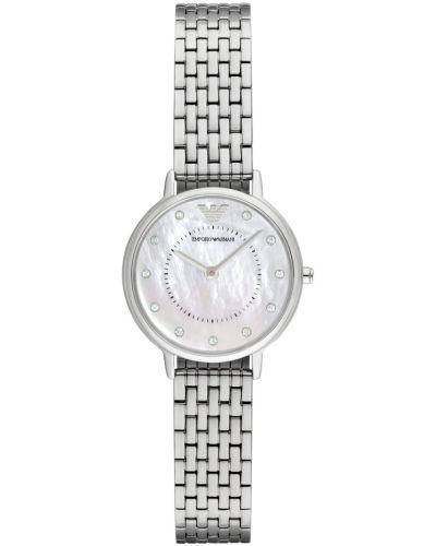 Womens Emporio Armani Dress Steel crystal set AR2511 Watch