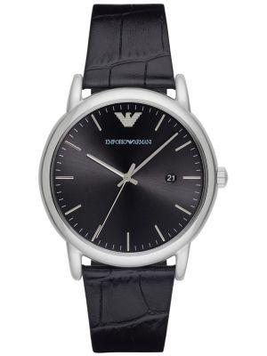 Emporio Armani Dress Minimal Black Dial classic AR2500 Watch