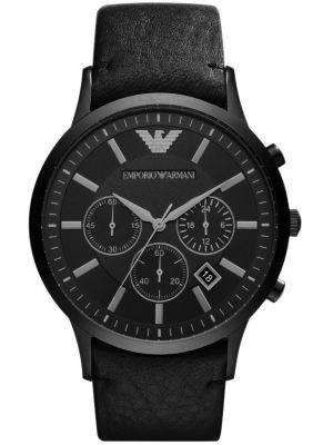 Emporio Armani Classic black ion Chronograph AR2461 Watch