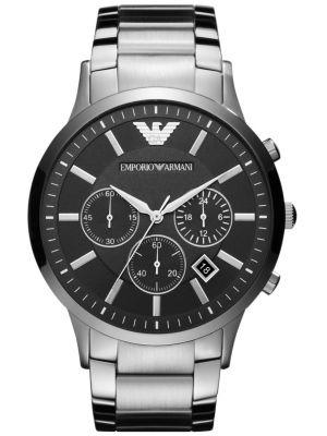 Emporio Armani Classic Steel quartz Chronograph AR2460 Watch