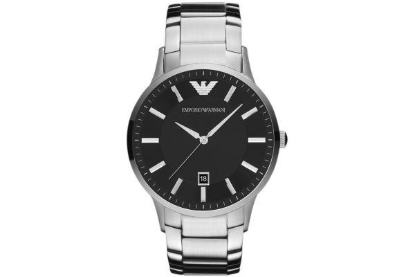 Mens Emporio Armani Classic Watch AR2457