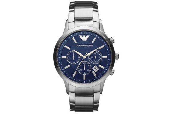 Mens Emporio Armani Classic Watch AR2448