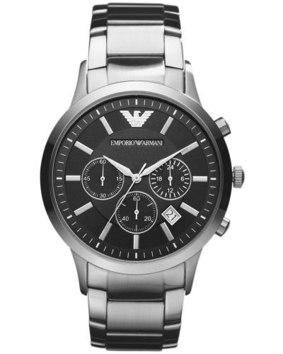 Mens Emporio Armani Classic designer sports Chrono AR2434 Watch