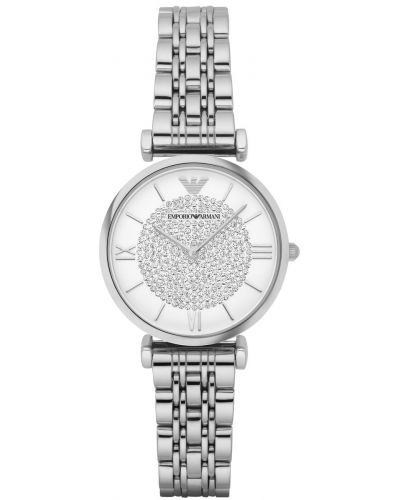 Womens Emporio Armani Retro Steel quartz AR1925 Watch