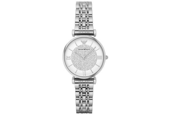Womens Emporio Armani Retro Watch AR1925