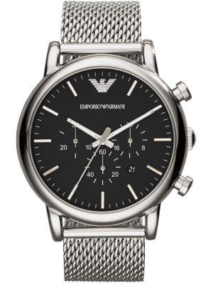 Mens Emporio Armani Classic Large Case chronograph AR1808 Watch