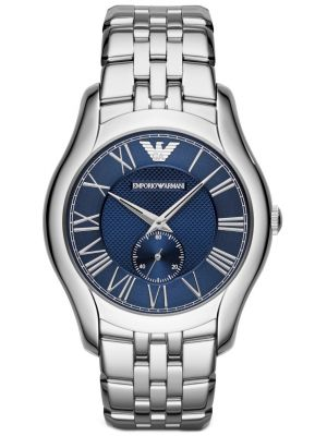 Mens Emporio Armani Classic Blue designer quartz AR1789 Watch