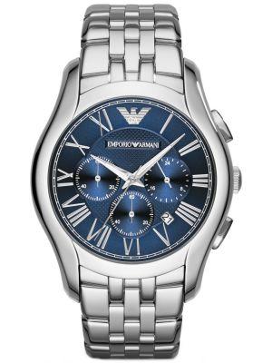 Mens Emporio Armani Classic Blue sports chrono AR1787 Watch