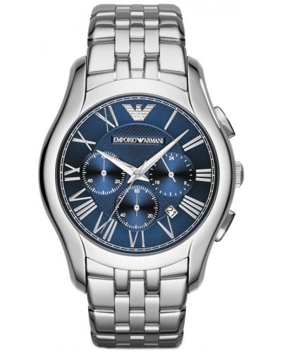 Mens Emporio Armani Classic Blue sports chrono AR1787 Watch
