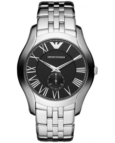 Mens Emporio Armani Classic quartz steel AR1706 Watch