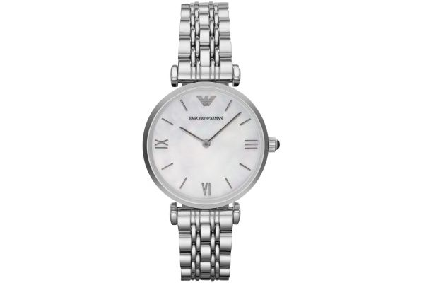 Womens Emporio Armani Retro Watch AR1682