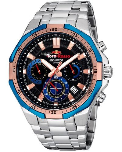 Mens Casio Edifice Toro Rosso Steel EFR-554TR-2AER Watch