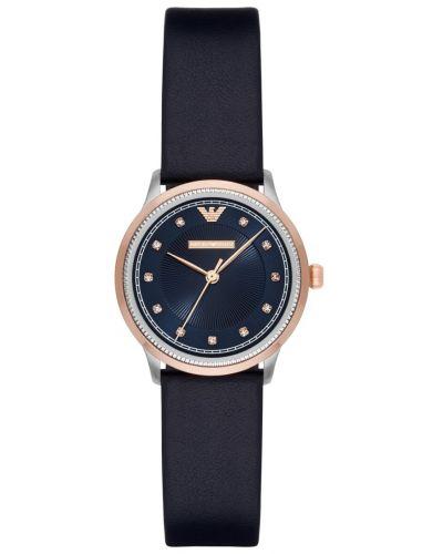 Womens Emporio Armani Dress Blue Strap AR2066 Watch