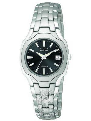 Womens Citizen Ladies Titanium EW1400-53H Watch