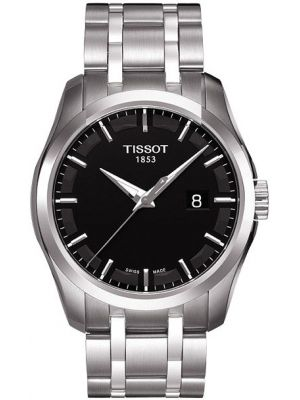 Mens Tissot Couturier T035.410.11.051.00 Watch