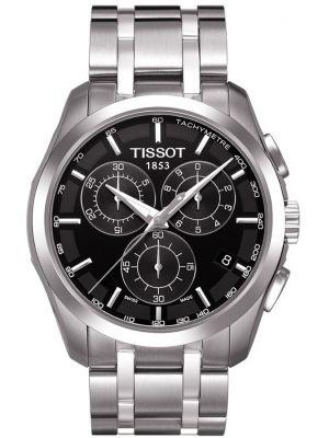 Mens Tissot Couturier T035.617.11.051.00 Watch
